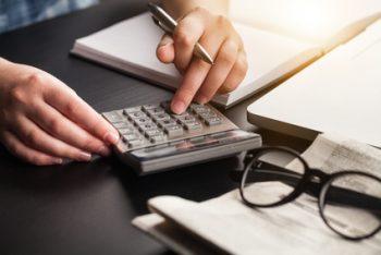 Berechnung für Kreditzusammenfassung