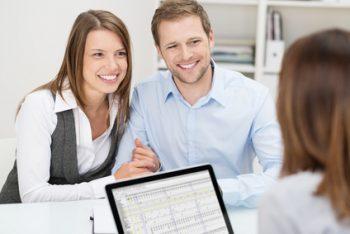 Finanzberatung für Kredit