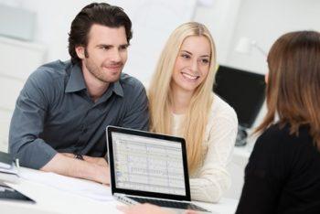 Finanzberatung mit Kunden