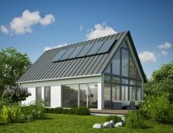 Haus durch Baukredit