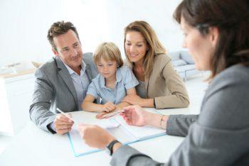 Kreditberatung Familie