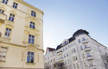 Immobilienmarkt in der Stadt